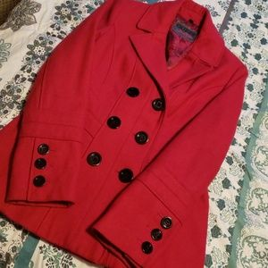 Guess coat size M.